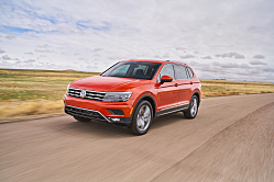 Volkswagen Tiguan: All-New for 2018